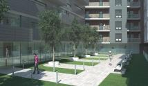 new development in St James Court, Liverpool for sale