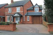 Detached house in Bunbury Lane, Bunbury...