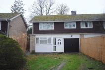 semi detached house in Admirals Walk, Norwich
