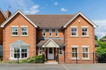 4 bed Detached property for sale in Meadow Way, Desford...
