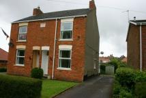 2 bedroom semi detached house in South Dale, Caistor