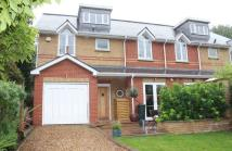 semi detached house in Buckleigh Way...