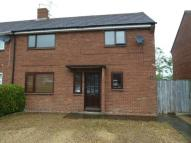 semi detached home in Coulings Close...