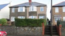 semi detached house in Wentloog Road, Rumney...