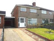 3 bed semi detached house in New Road, Rumney...