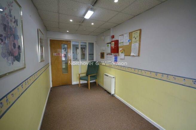 Communal Entrance hallway