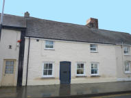Terraced house for sale in 46 The Watton, Brecon...