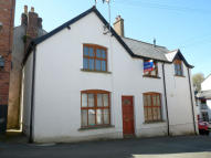2 bedroom End of Terrace house for sale in Chapel Street, Brecon...