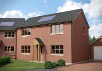3 bed new home for sale in Plot 8, River View Close...