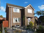 Detached home for sale in Woodlands Crescent...