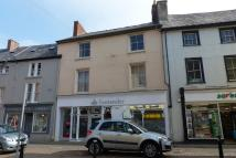 Flat for sale in Lion Street, Brecon...