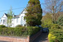 semi detached house for sale in Camden Road, Brecon...