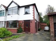semi detached house to rent in Carlton Drive, Prestwich