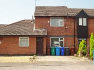 Terraced house in Crammond Close...