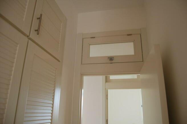 Doors' ventilation