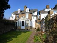 semi detached house in South Road, Faversham...