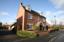 Detached house for sale in The Meadows, Hay-on-Wye...
