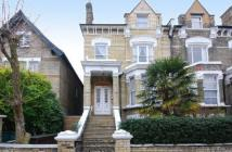 Priory Road Apartment to rent
