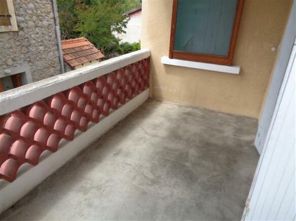 Balcony/Balcon