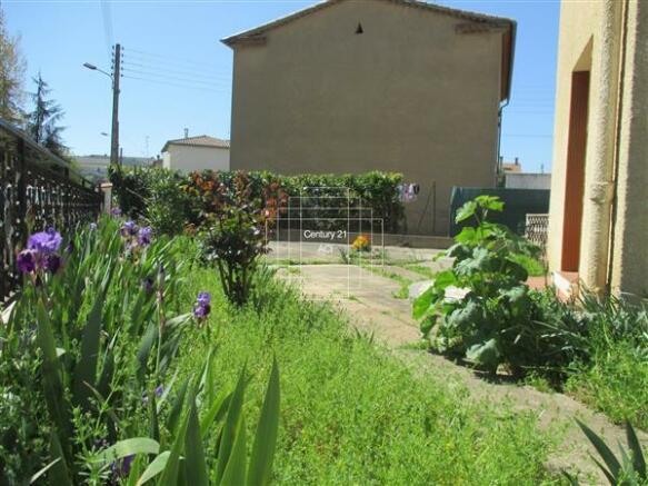 Garden/Jardin
