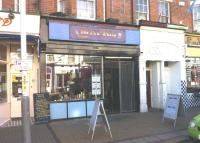 Bouverie Road West Shop to rent