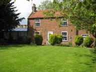 Detached house in Humber Lane, Patrington...