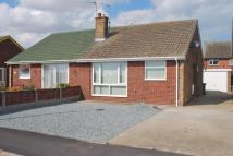 Semi-Detached Bungalow in Egroms Lane, WITHERNSEA...