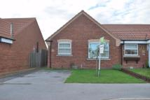 2 bedroom Semi-Detached Bungalow to rent in Carrs Meadow, WITHERNSEA...