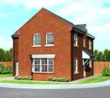 Detached property in Meadowdale, WITHERNSEA...