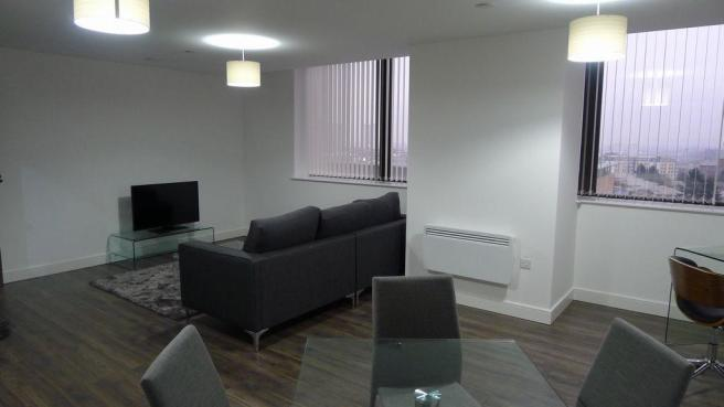 1 bedroom apartment to rent in 105 broad street