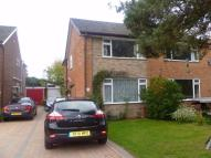 semi detached home to rent in Yateley, Hampshire