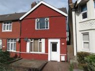2 bed End of Terrace house in Whitley Road, Eastbourne...