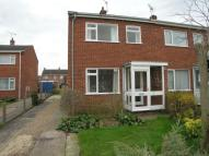 semi detached home in Emsworth Avenue, Retford...