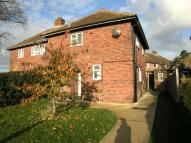 3 bed semi detached property in Whinney Moor Lane...