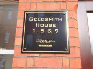 Flat in Goldsmith House...