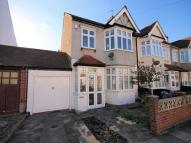 semi detached home in Talbot Gardens, Ilford...