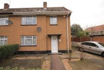 3 bedroom semi detached home to rent in Cambrian Avenue, Ilford...