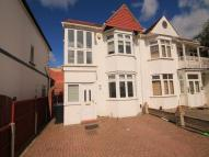 semi detached house in Ashurst Drive, Ilford...