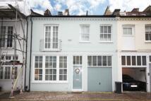 4 bedroom home in Petersham Mews...