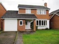 3 bedroom Detached home in Keble Way, Shrewsbury...