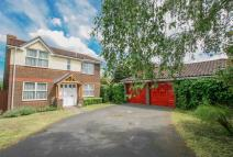 Detached house for sale in Barnham Broom Road...
