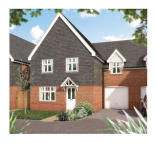 4 bed new house in Green Lane...
