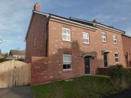 new property in Oswalds Way, Tarporley