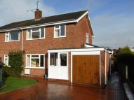 semi detached house for sale in Clemley Close, Kelsall...