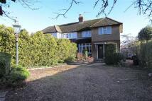 semi detached house in Marshalls Heath Lane...