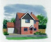 Detached home in Heron Close...