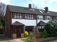 3 bed Terraced house to rent in Queenswood Avenue...