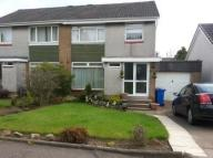 3 bed semi detached property in Kinnaird Crescent...