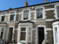 3 bedroom Terraced property in Swinton Street, Cardiff