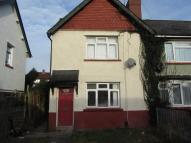 2 bed Terraced property in Courtis Road, Cardiff
